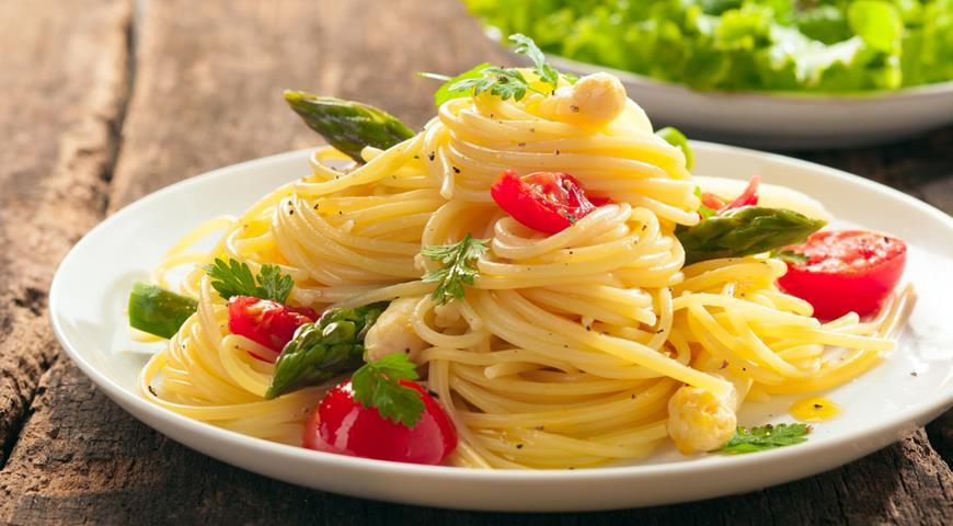 pierdere în greutate spaghete